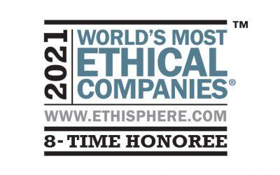 3M, reconocida como una de las compañías más éticas del mundo por octavo año consecutivo