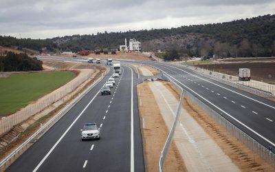 Fomento invierte 1,5 millones en mejorar 71 kilómetros de carreteras autonómicas en Zamora
