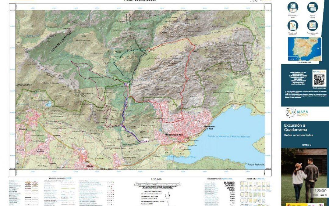 Mitma pone a disposición de los usuarios de cartografía la obtención de mapas a la carta