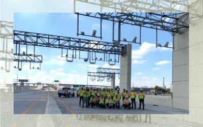 SICE finaliza con éxito la implantación del peaje Multi Lane Free-Flow en la SH 288 en Houston