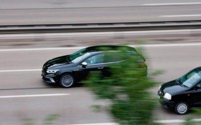 La DGT desvela cuáles serán los límites para adelantar en carretera convencional en 2021