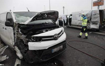 La DGT registra un descenso en las muertes en carretera: 122 fallecidos en lo que va de 2021