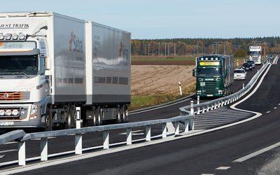 MITMA aprueba la primera norma española sobre carreteras 2+1