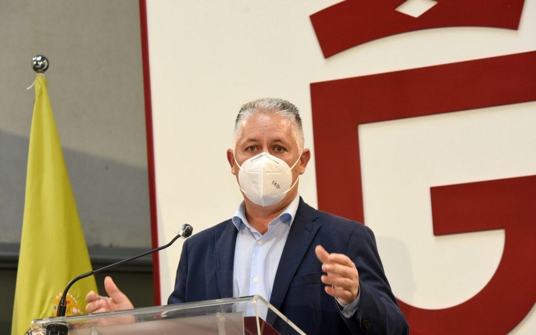 La Diputación de Granada invierte en 2021 la cifra récord de 23,7 millones en sus carreteras