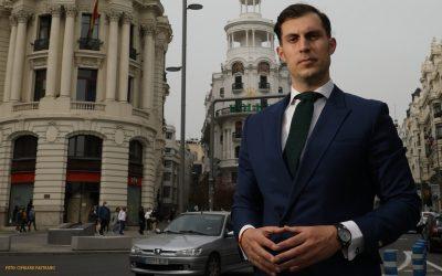 """Entrevista a David García Nuñez: """"Vamos a convertir Madrid en la capital internacional de la construcción"""""""