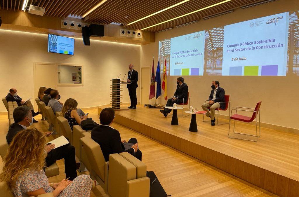 Oficemen presenta el estudio 'Compra pública sostenible en el sector de la construcción'