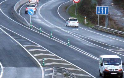 La Xunta ve con buenos ojos las carreteras 2+1 en zonas sensibles: el proyecto Sanxenxo-A Lanzada