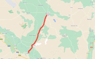 La DGA publica el proyecto de la vía autonómica A-127 en el tramo Gallur-Ejea de los Caballeros