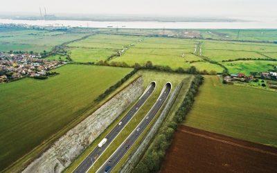 Ferrovial y ACS pujan por el mayor túnel de Reino Unido