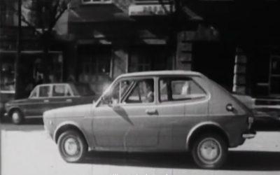 La DGT recurre a un anuncio de 1973 para recordar la importancia del cinturón de seguridad