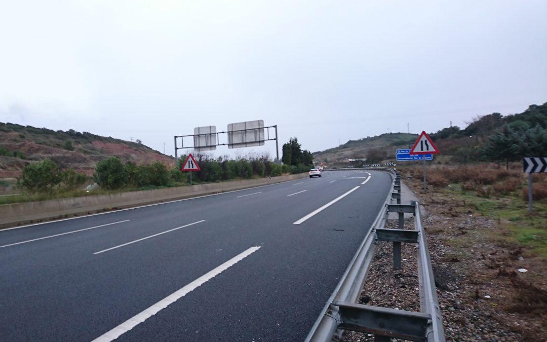 El Gobierno de La Rioja destina 1,9 millones de euros para la conservación de las carreteras