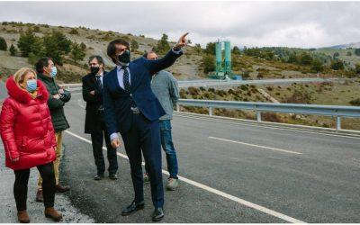 La Junta de Castilla y León destina este año 42 millones para mejorar las carreteras de Soria