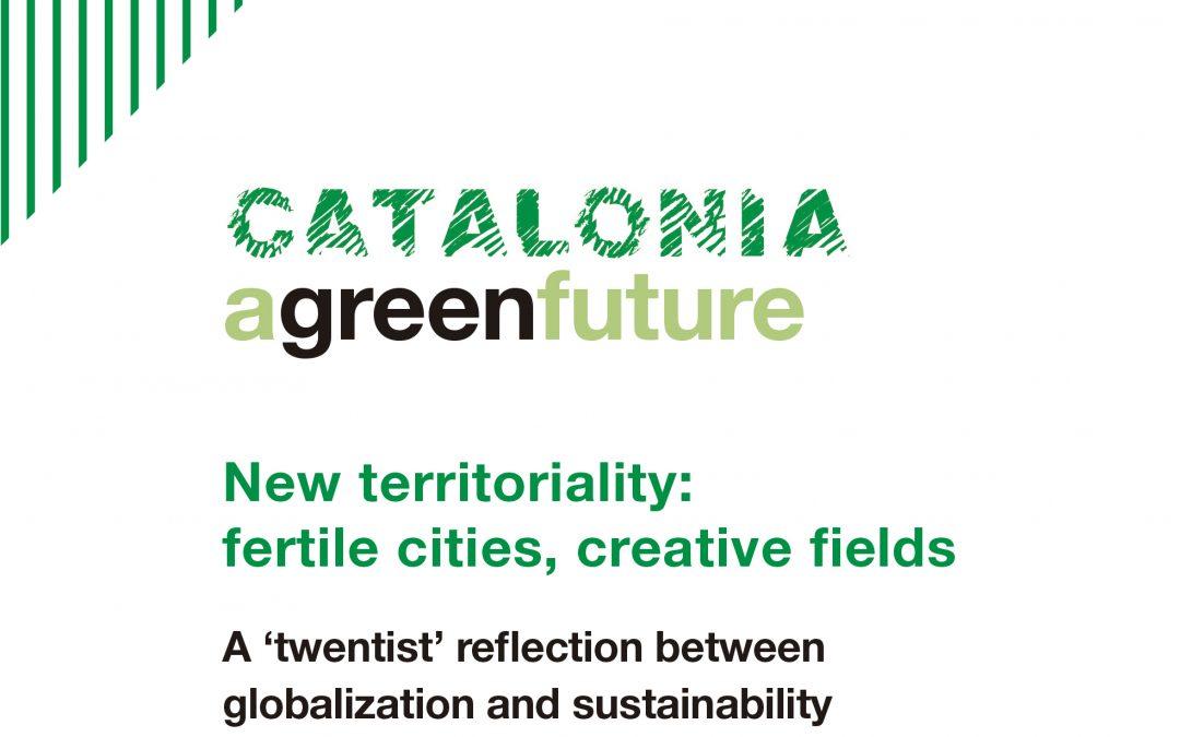 La Generalitat publica en inglés el libro Cataluña, un futuro verde