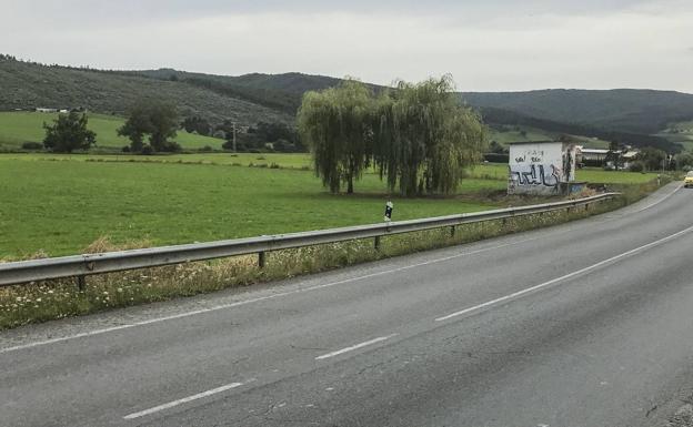 Cantabria planea crear su primera autovía autonómica para dar servicio al centro logístico La Pasiega