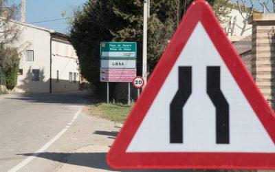 La Diputación de Huesca invierte más de 1,4 millones en la mejora de cuatro carreteras
