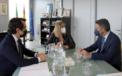 Marifrán Carazo apuesta por el Sello Verde para impulsar infraestructuras sostenibles en Andalucía