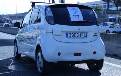Indra lidera el proyecto español de I+D+i Movilidad 2030: inteligente, automatizada y sostenible