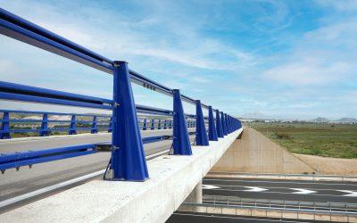 Inaugurada la duplicación de calzada de la N-338 en el acceso al aeropuerto de Alicante