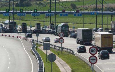 Álava sopesa en julio el futuro de los peajes en sus carreteras