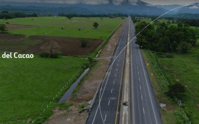 Presencia de Ferrovial en Colombia con la Ruta del Cacao