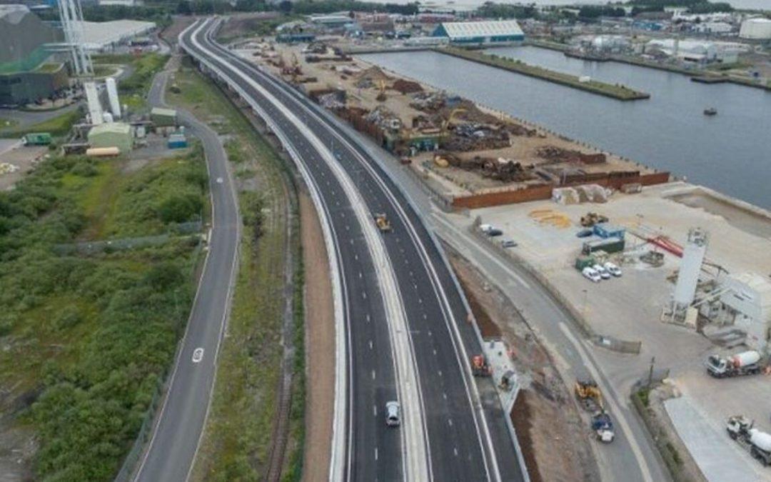 Ferrovial diseña y construye una autovía en Norfolk, Reino Unido, por 125 millones de euros