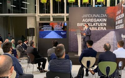 Plan de Innovación Viaria de Bizkaia: en marcha 69 proyectos con una inversión de 7,5 millones en su primer año