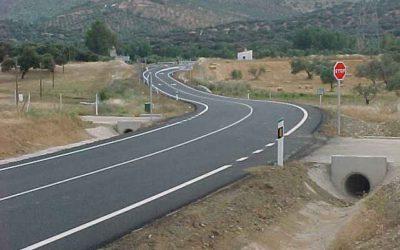 Señalizaciones Villar instalará 131 pasos salvacunetas en ocho vías autonómicas de Soria