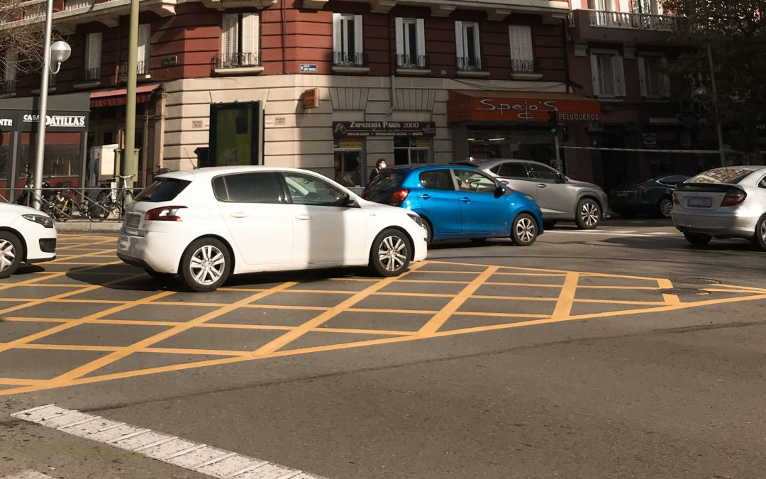 CPS trabaja en la estrategia de seguridad vial 2021-2030 de la Comunidad de Madrid