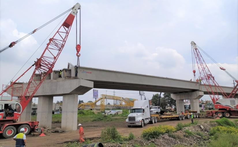Iceacsa México supervisará la construcción final del viaducto que conecta con la carretera federal a Toluca
