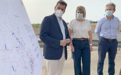 El Plan de Carreteras Seguras de Murcia, con 21,5 millones de inversión, arranca en cuatro tramos de Cartagena