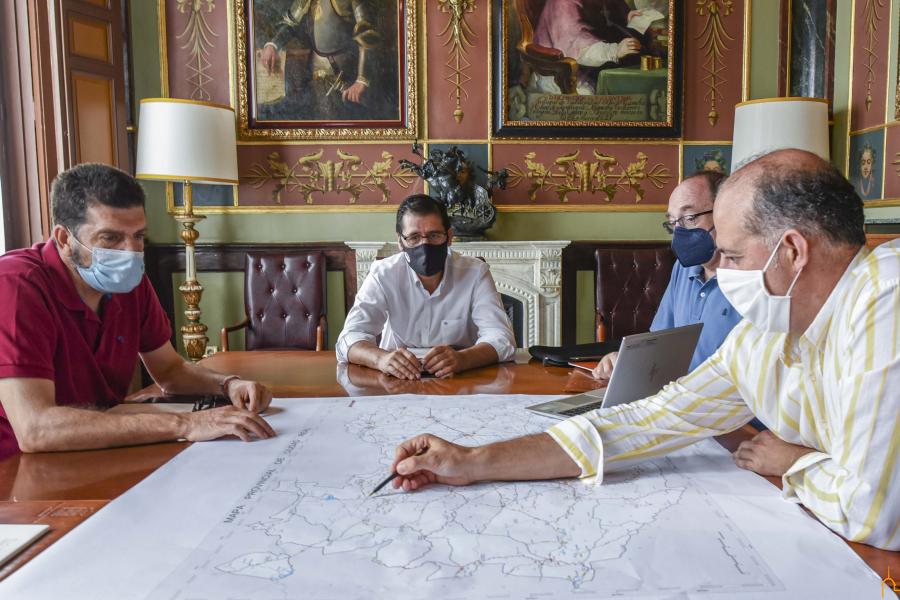 Itinerarios de conducción recreativa por Ciudad Real como atractivo turístico