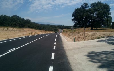 La Junta de Extremadura adjudica por 1,8 millones las obras de mejora de la carretera EX-203