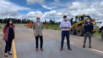 Iceacsa Grupo, adjudicataria de la interventoría de la ruta de los comuneros en Colombia