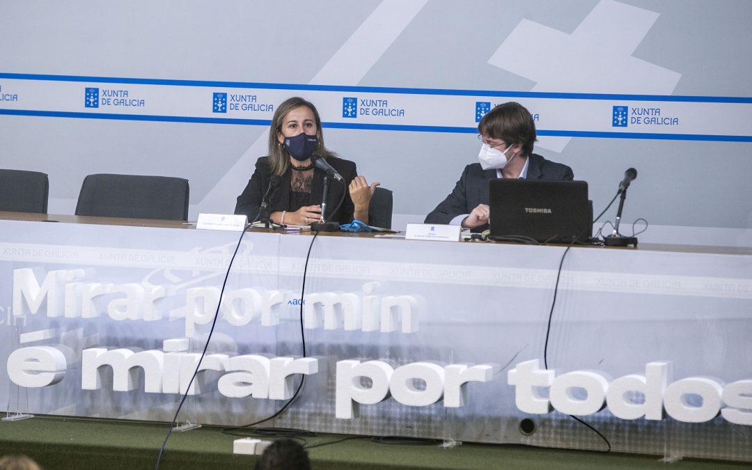 Ethel Vázquez invita a la participación social para enriquecer el Plan de Seguridad Viaria de Galicia