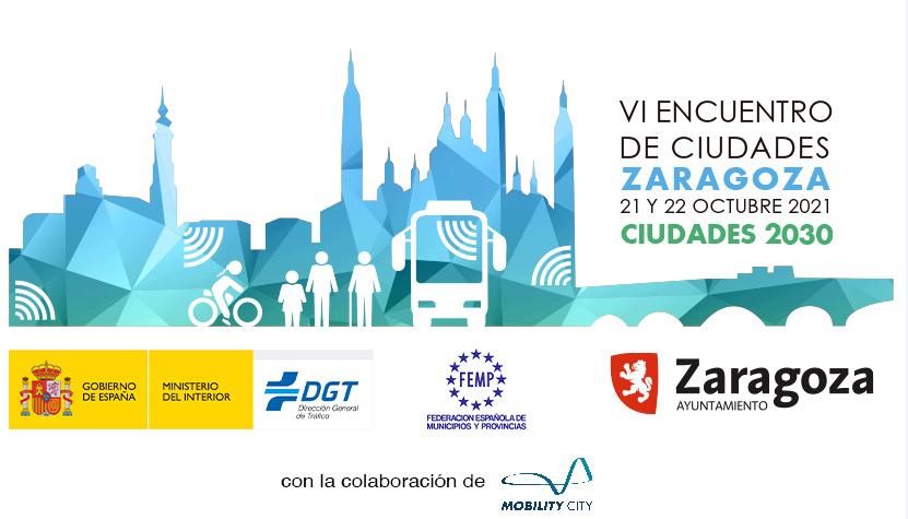 Zaragoza acoge el VI Encuentro de Ciudades para la Seguridad Vial y la Movilidad Sostenible