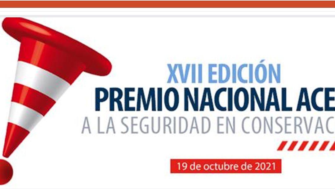 XVII Premio Nacional ACEX: se amplía al 16 de septiembre el plazo para presentar candidaturas