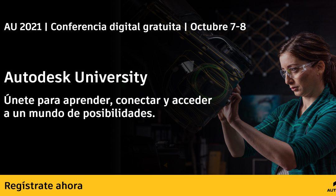 Autodesk University: expertos que impulsan el progreso