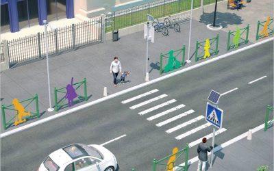 Las soluciones de Lacroix ayudan a reforzar la seguridad vial en las salidas de los colegios