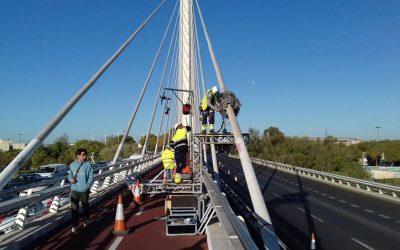 La Junta de Andalucía revisará el estado de casi 4.000 puentes y pasarelas de la red autonómica de carreteras