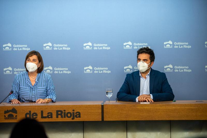 Dorado gestionará 98 millones para reforzar servicios públicos y transformar sosteniblemente La Rioja