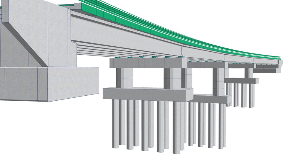 ALLPLAN Bridge 2022: la evolución en el modelado de puentes de vigas prefabricadas