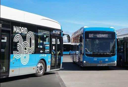5G en túneles, buses eléctricos… estos son los 43 proyectos que Madrid quiere financiar con fondos europeos